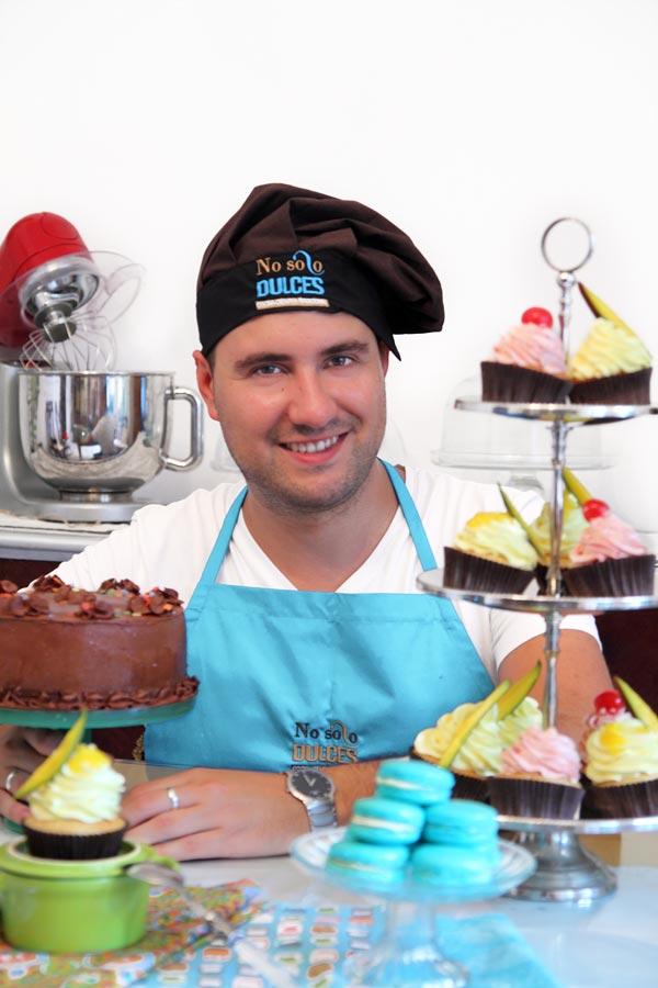 Juan Carlos Campos Bloguero No solo dulces