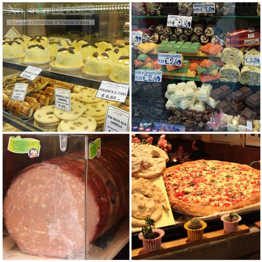 No solo dulces – Focaccia pizza italiana