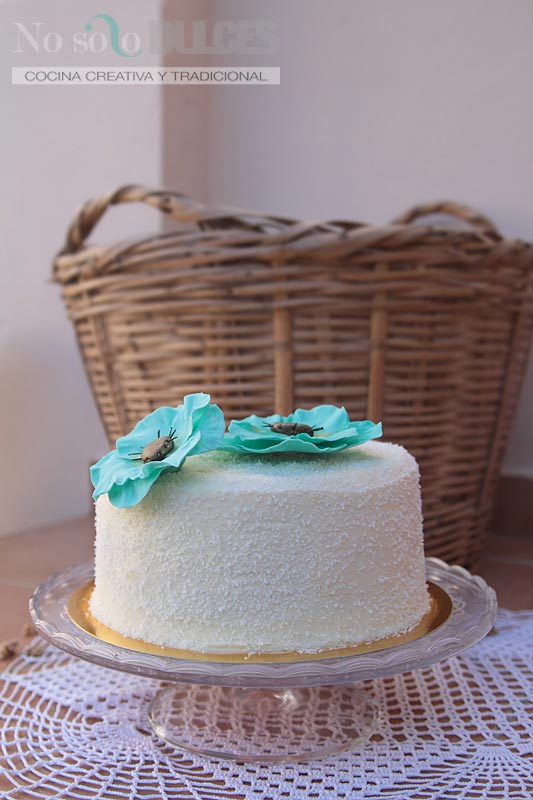 No solo dulces - Tarta de zanahoria - Carrot cake