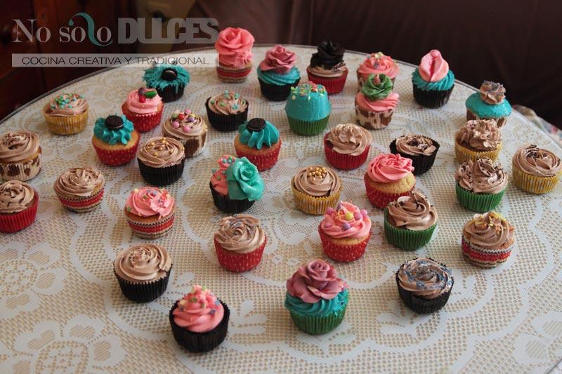 No solo dulces – Tarta de caramelo salado y chocolate