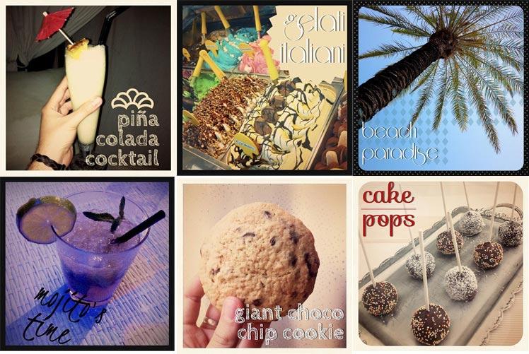 No solo dulces Instagram