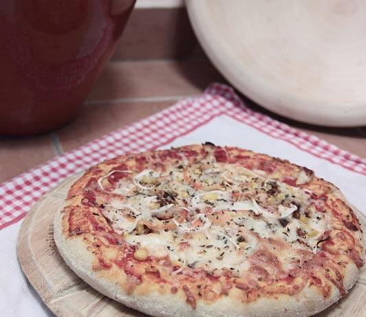 La mejor masa de pizza (Y receta barbacoa crème Telepizza)