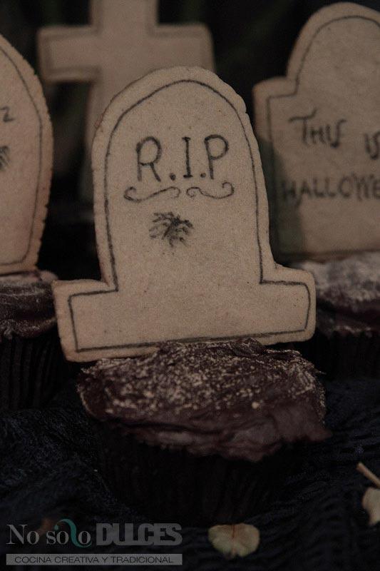 No solo dulces – Cupcakes de calabaza, chocolate, dulce de leche y galletas de jengibre
