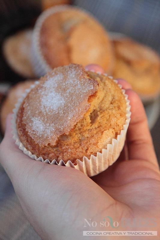 No solo dulces – Magdalenas caseras especiadas