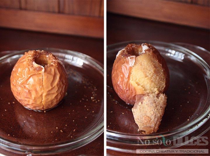No solo dulces – Trenza de hojaldre dulce de leche manzana asada y nueces