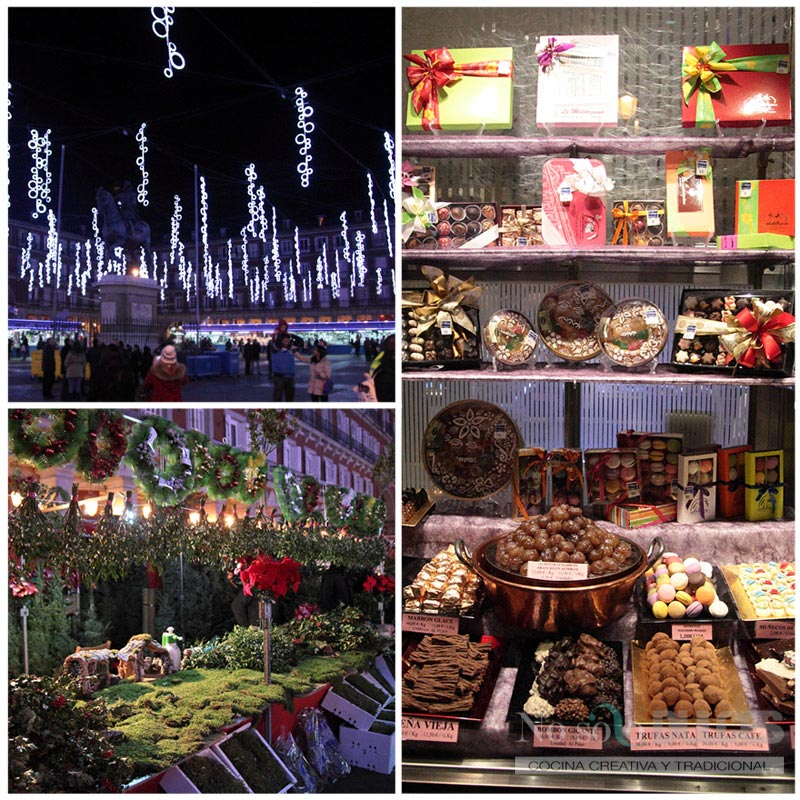 No solo dulces - Decoración de Navidad en Madrid