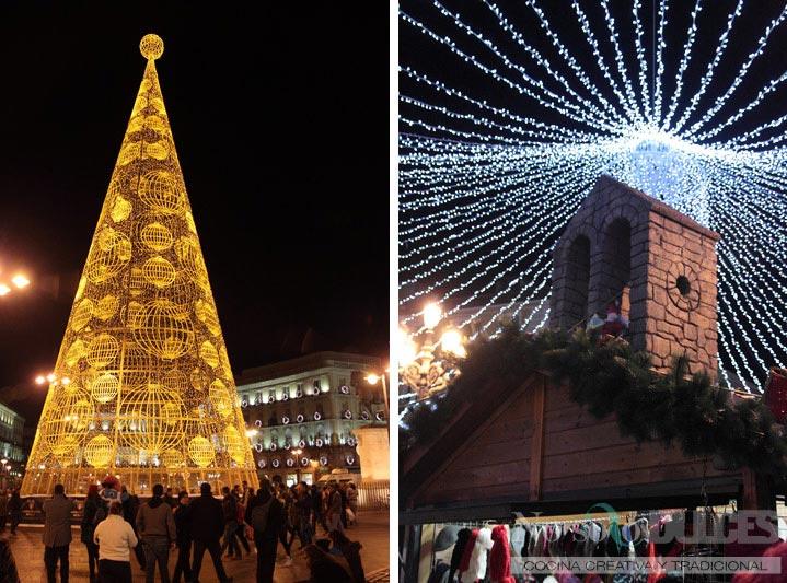 No solo dulces – Decoración de Navidad en Madrid
