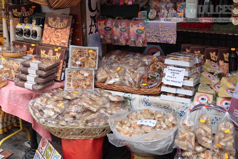 No solo dulces - Viajes Toledo Mazapan