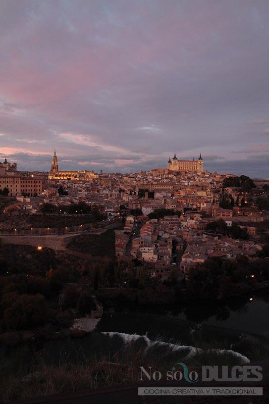 No solo dulces – Viajes Toledo vista panorámica