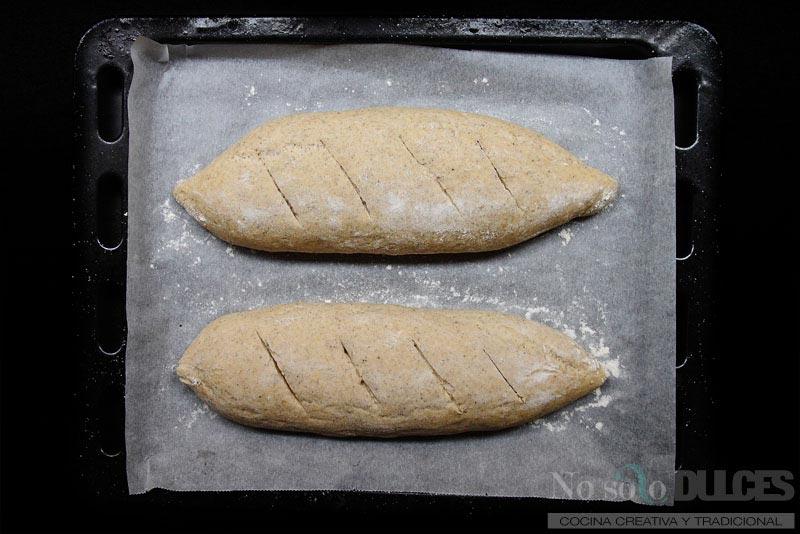 No solo dulces – Pan rústico de centeno fácil