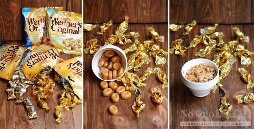 No solo dulces – Receta arroz con leche Werther's Original