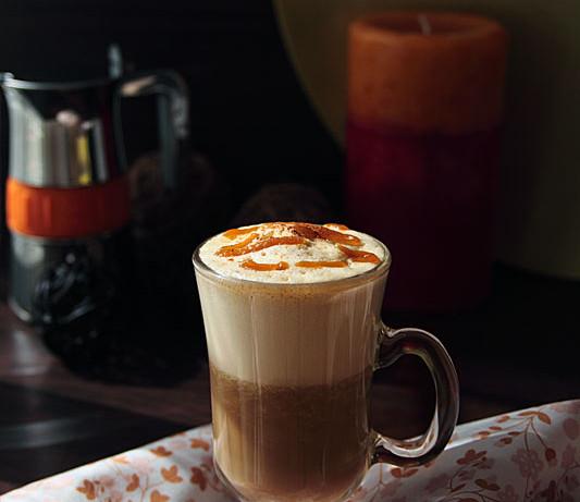 Café especiado de calabaza – Pumpkin spice latte