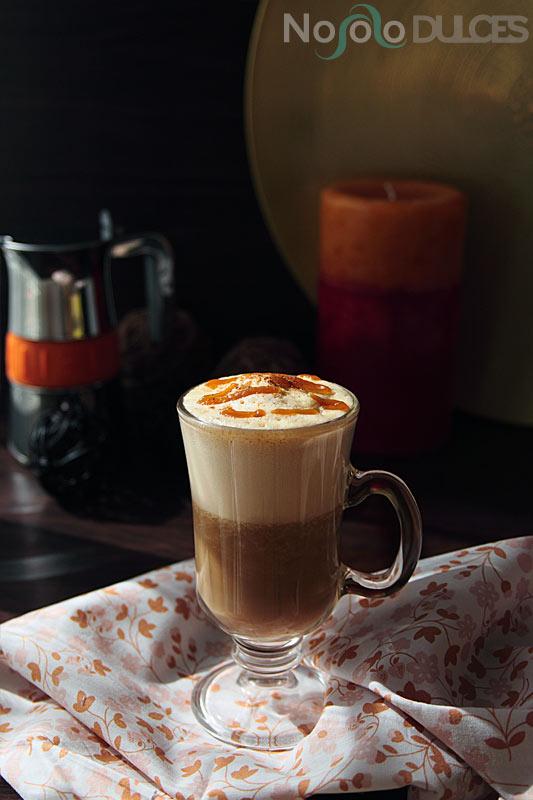 No solo dulces – Café especiado con calabaza – Pumpkin spice latte