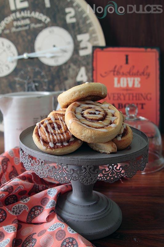 No solo dulces – Rollitos de canela y anís estrellado