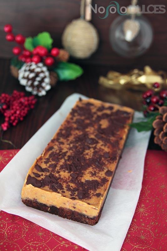 No solo dulces – Receta turron blando de chocolate y dulce de leche