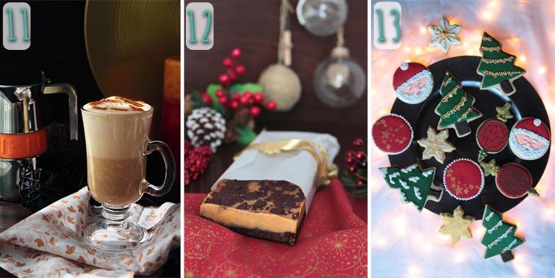 No solo dulces - Recopilatorio recetas de Navidad Merienda