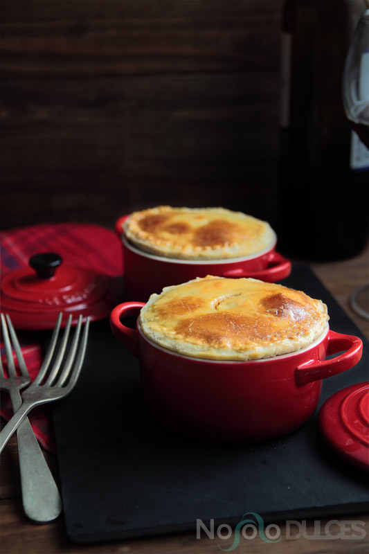 Tartaleta de carne [Meat pie recipe]