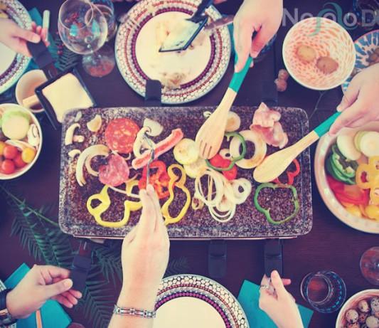 Qué es y cómo preparar una raclette