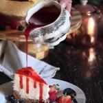 Tarta de queso estilo americano - New York cheesecake
