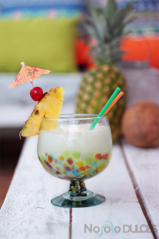 Receta de cinco cócteles imprescindibles para este verano. Sex on the beach, Té helado long island, ruso blanco, piña colada sin alcohol y gin tonic