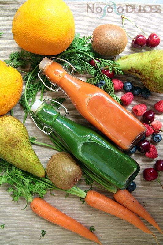 Participa en el sorteo de un extractor de nutrientes Pure Juice
