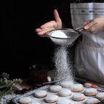 Polvorones tradicionales sin gluten